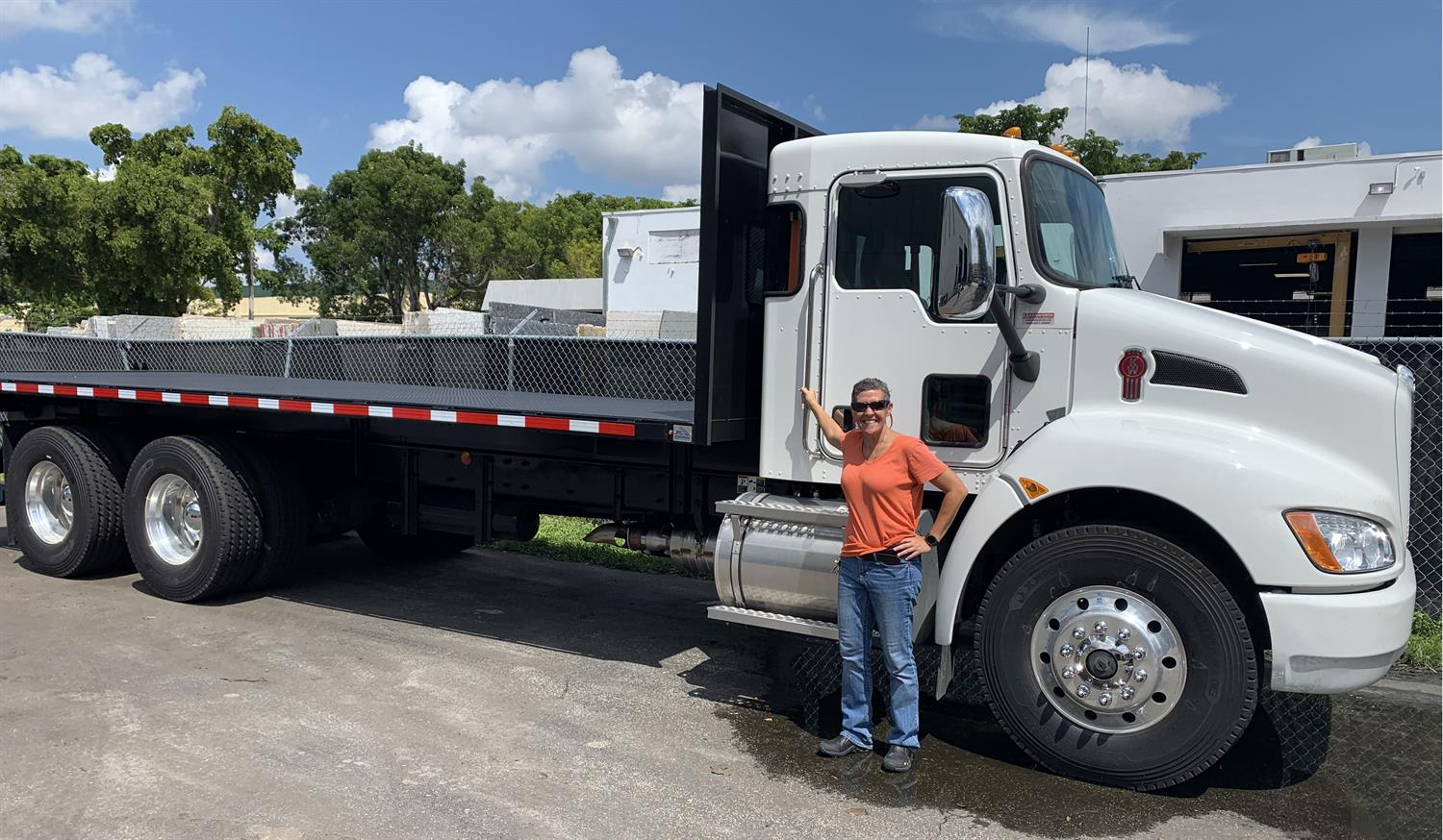 Lawson, congratulations on your new 2020 KENWORTH T370