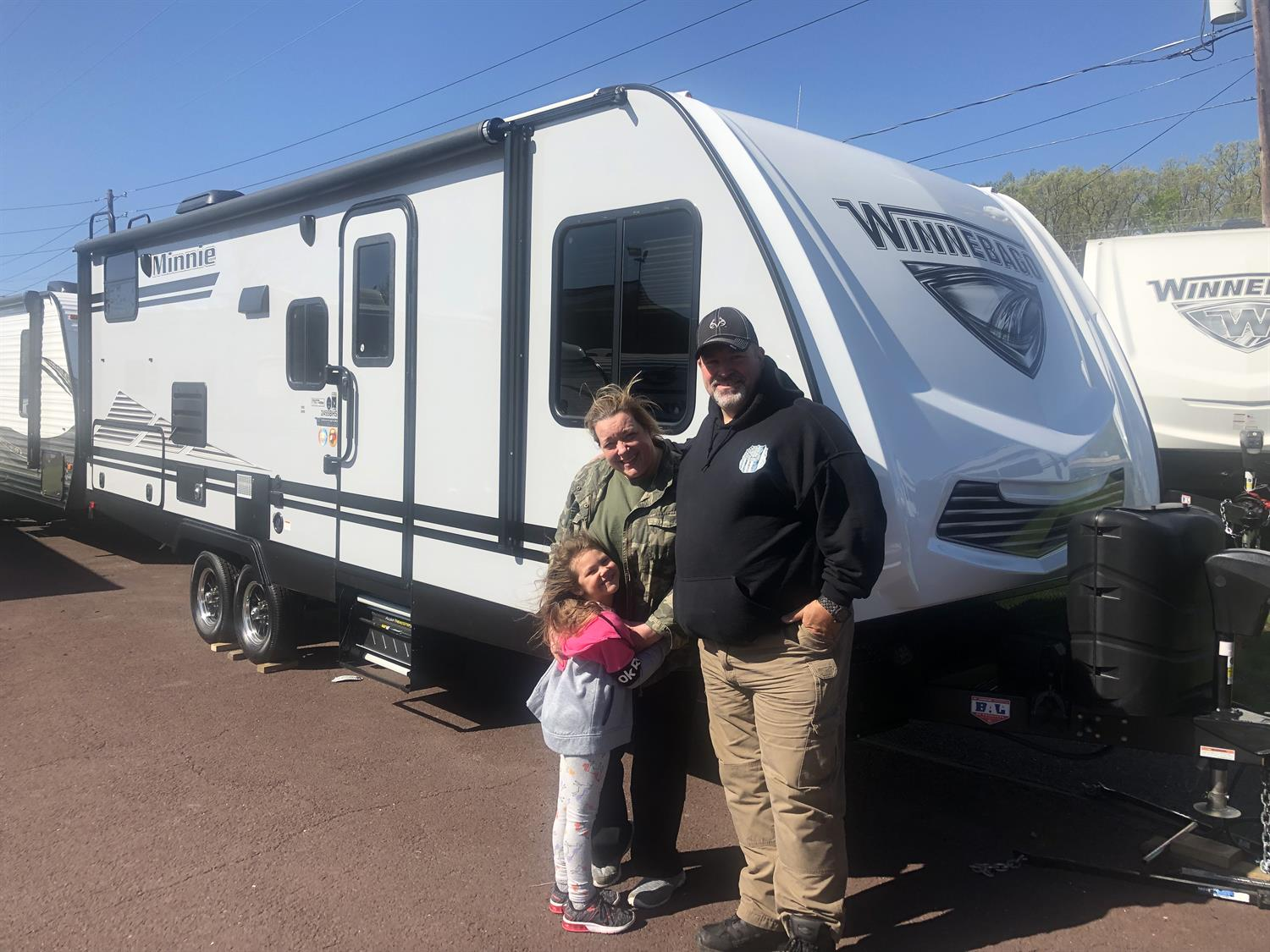 Peter S New 2020 Jayco Eagle Congratulations And Best Wishes From